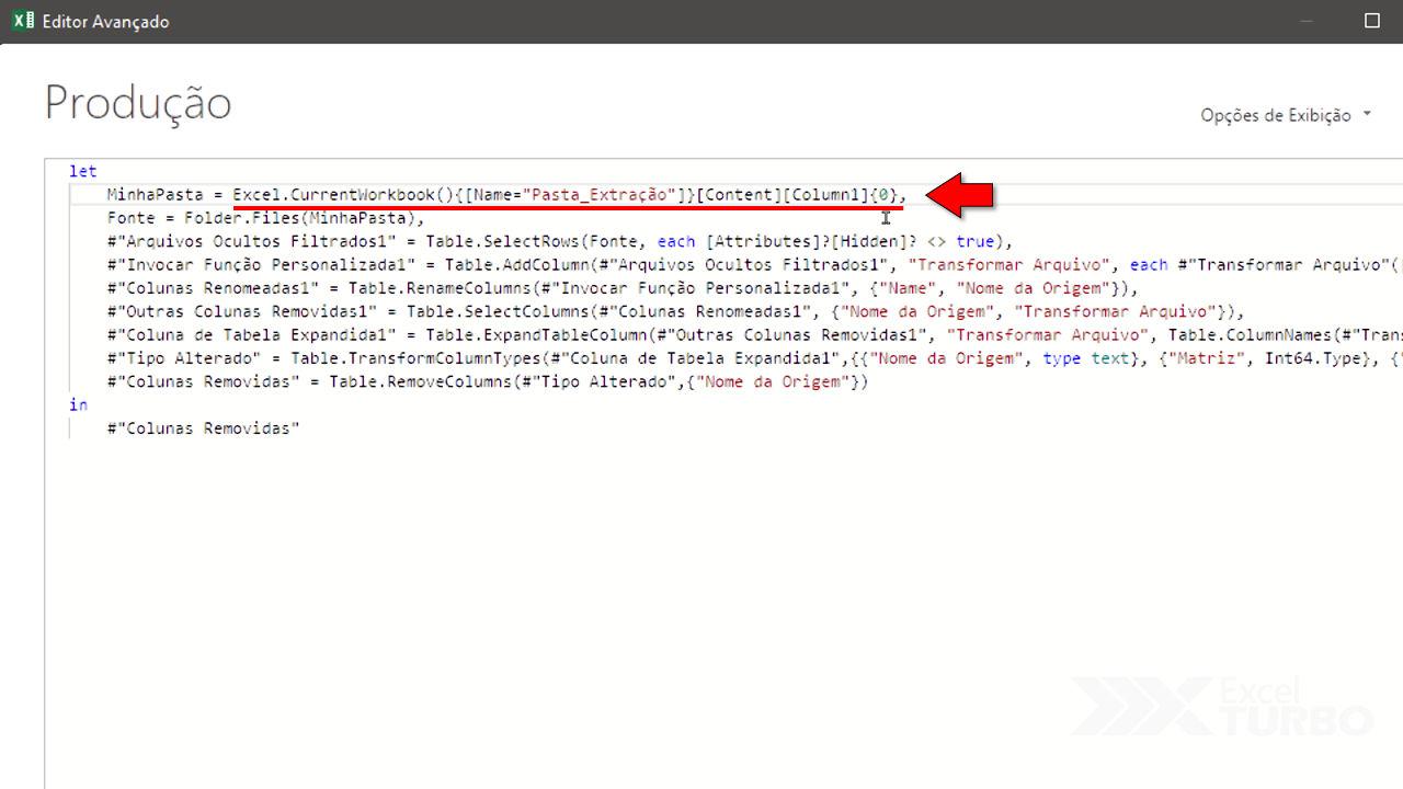 Passo 10: Insira a Linha Mágica Completa no Código